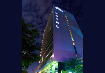 Skyna-Hotel