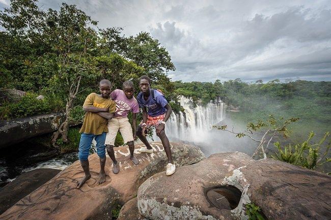 Namibe-Angola