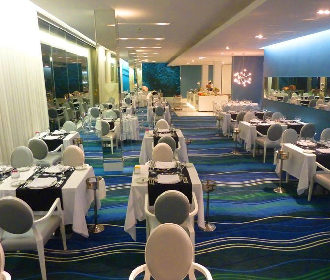 restaurante hotel presidente