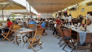 Restaurante Bar Convés Luanda