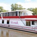 Barco Ritz Muxima
