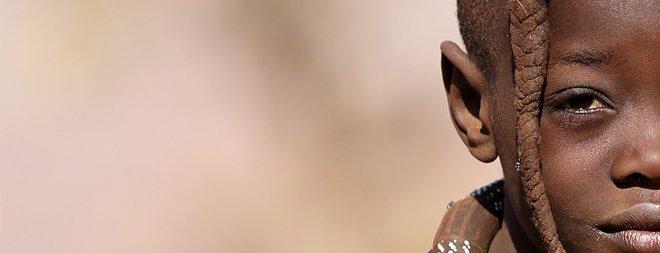 Criança Himba