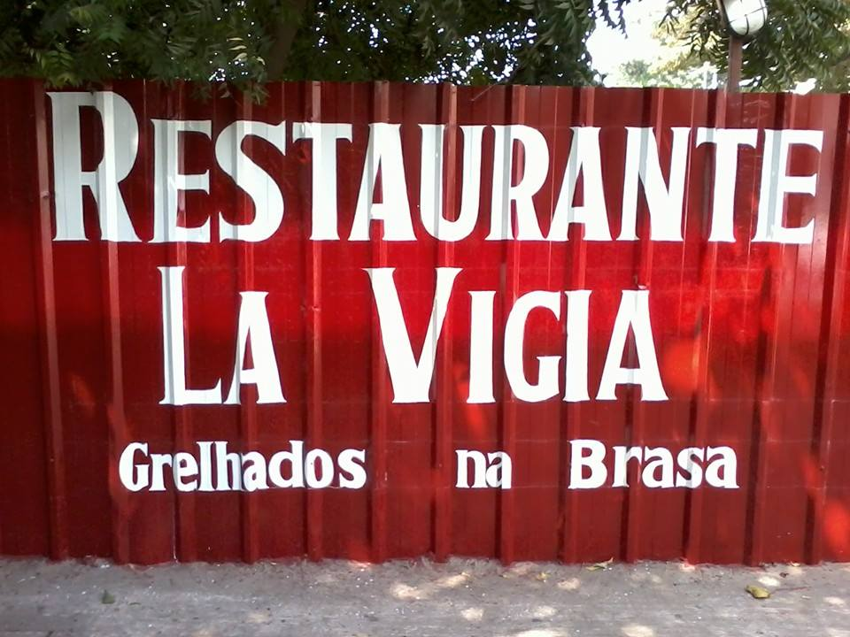 restaurante la vigia luanda
